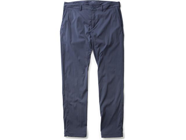 Houdini Liquid Rock Pantalones Hombre, big bang blue